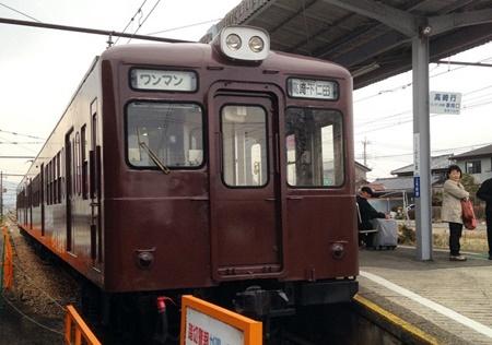 富岡製糸場と上信電鉄