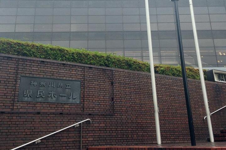 神奈川県民ホール周辺の予約できる駐車場